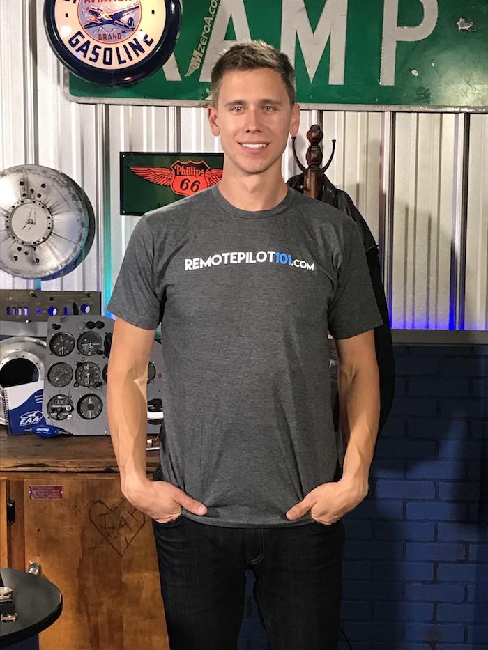 Remote Pilot 101 Tshirt